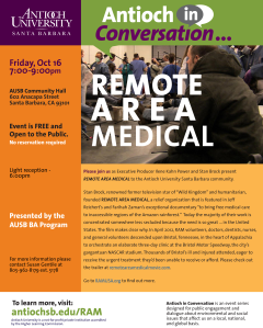 Remote Area Medical Invite